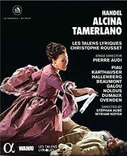 George Frideric Handel - Alcina Tamerlano DVD Region 1 NTSC