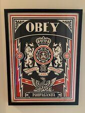 Obey Lions Propaganda, 2004 - Shepard Fairey