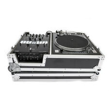 """Magma Bags Scratch Travel Suitcase for Turntable and 10"""" Battle Mixer"""