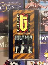 Glass Tiger The Thin Red Line Cassette