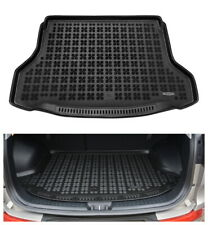 Tailored rubber boot liner for Nissan X-Trail III T32 2013 - on trey cover mat