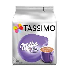 TASSIMO - German - MILKA HOT CHOCOLATE - 8 + 8 - t-discs - FREE SHIPPING