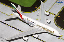 GEMINI JETS EMIRATES AIRBUS A380-800 REAL MADRID SOCCER  GJUAE1557 1:400 SCALE