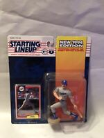 Mike Piazza 1994 Starting Line-Up Sports Superstar Debut Piece See Actual Photos
