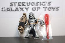 Playskool Star Wars Galactic Heroes Last Jedi Captian Phasma w/ Missle