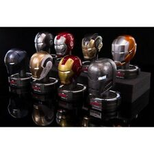 King Arts DHS-S6 Iron Man 3 - Set Casque 1/5 Serie 6