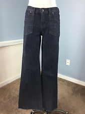 Urban Outfitters PIPER Jeans USA 5 Wide Leg Flare Excellent dark wash