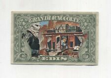 Figurina EDIS TORINO serie Far West ASSALTO DILIGENZA 2 dollarI Banconota Punti