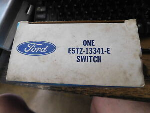 1985 1986 Ford Truck  F150 Turn Signal Switch F250 F350 OEM