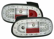 MAZDA MIATA MX5 NB CLEAR LED TAIL LIGHTS  1/1998-10/2005 MODEL
