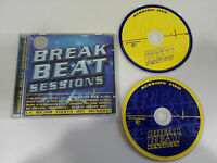 BREAK BEAT SESSIONS - 2 X CD VALE MUSIC PAUL VAN DYK
