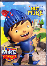 Mike the Knight: Meet Mike (DVD, 2013,Widescreen) New Sealed