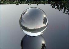 Asian Rare Natural Quartz Clear Magic Crystal Healing Ball Sphere 40mm+Stand vh