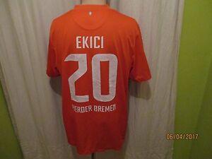 "Werder Bremen Nike Ausweich Trikot 2011/12 ""TARGOBANK"" + Nr.20 Ekici Gr.L"