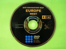 DVD NAVIGATION TNS 600 700 BENELUX ITALIEN 2012 TOYOTA AVENSIS MR2 LEXUS GS 460