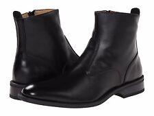 Men's Giorgio Brutini Fielding Zip On Dress Boot Black 660141