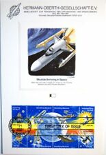 USA UNITED STATES 1981 1481-88 1919a Special Card Space Shuttle Raumfahrt FDC
