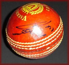 JAMES FAULKNER AUSTRALIA AUTOGRAPH  HAND SIGNED CRICKET BALL