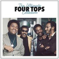FOUR TOPS - THE ULTIMATE COLLECTION  2 CD NEW