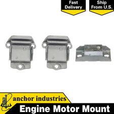 2 PCS Motor Mount Kit For CHEVROLET IMPALA 6.6L 400 Engine 1970-1971
