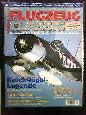 Flugzeug CLASSIC   April 2003    in Schutzhülle