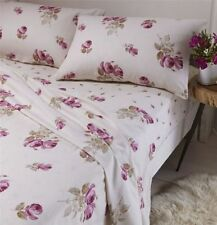 Parures et housses de couette avec un motif Floral pour chambre en 100% coton