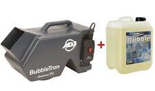 American DJ Bubbletron Bubble Machine +Remote Party DJ Disco Wedding & Fluid
