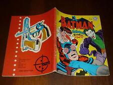 BATMAN NUMERO 5 MONDADORI 1967 - BUONO + !!