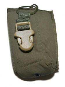 Allied Industries Eagle Ranger Green RLCS ICOM Radio Pouch - SOF SEAL CAG Delta