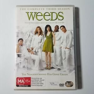Weeds: The Complete Third Season | DVD TV Series | Drama | Pre-owned | 2005