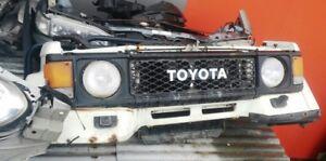 TOYOTA LAND CRUISER J70 4WD MODEL 1984 - PRESENT NOSE CUT USED