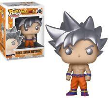 POP FUNKO Dragon Ball Z Goku Action Figure  Vinyl Ultra Instinct 386 Kids Toy Uk