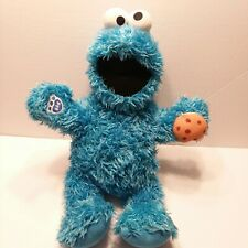 Build A Bear 2005 Limited Edition Sesame Street Cookie Monster Plush w/Cookie