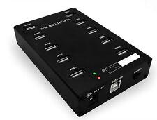 10 Port USB HUB USB2.0 Adapter Display Port HUB For Industrial Class Production
