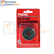 Prodec Rotary Wallpaper Trimmer Replacement Blade | Vinyl Cutter Blade