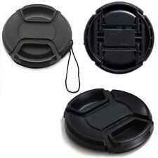 62mm Center-Pinch Snap-on Front  Lens Cap for Nikon D3100 D5100 D7000 D900 D7100