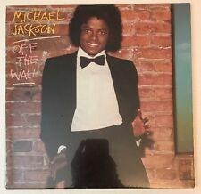 Michael Jackson - Off The Wall - SEALED 1979 Original 1st Press LP FE 35745