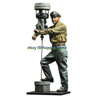 120mm 1/16 Submarine officer Figure Model Unpainted Garage Kits Resin Statue NEW