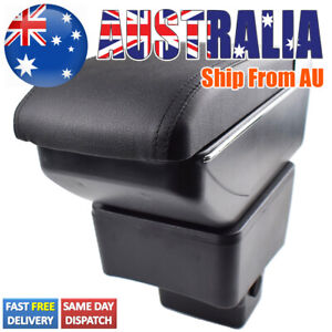 For Mazda CX-3 2015-2018 Dual Console Leather Tray Armrest Central Console Box