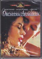 Dvd **ORCHIDEA SELVAGGIA 1** con Mickey Rourke nuovo sigillato 1989