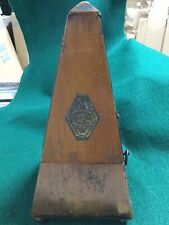 Vintage  Maelzel PAQUET  metronome  1815-1846  Made  in  France  Working