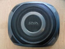 """New SONDA SL4100 8"""" 80w RMS 600w Max Active Subwoofer Free US Shipping"""