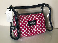 KENNETH COLE REACTION 2PC TRAIN TRAVEL MAKEUP POUCH COSMETICS ORGANIZER KIT CASE