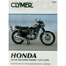 NEW Clymer - M332 - Repair Manual HONDA CB FREE SHIP