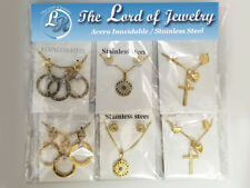 Lot of 6 Stainless Steel Sets for Women. Wholesale price. Free Shipping.