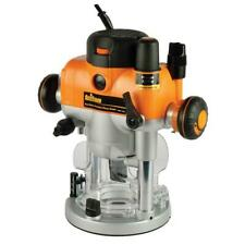 Triton Precision Dual Mode Router w/Plunge 110 V 3.25 HP Powerful Corded Tool