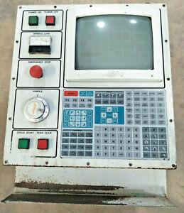 Haas Main Panel Control Operator Controller Keyboard Screen Dial VF 1 2 3 4