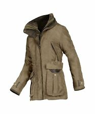 Baleno Ascot women's size L measured GREEN country pursuits shooting jacket NEW