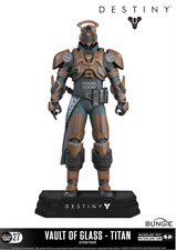 "DESTINY VAULT OF GLASS TITAN 6"" INCH ACTION FIGURE"