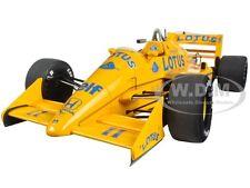 LOTUS 99T HONDA F1 JAPANESE GP 1987 S. NAKAJIMA #11 /18 MODEL BY AUTOART 88726